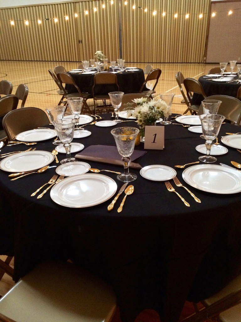 KC1 Mutual Activity YW and YM Etiquette Dinner | Young Women